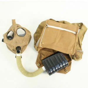 Small Box Respirator and bag 260613 01