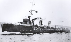HMS Lookout