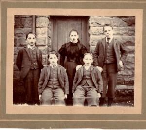 Arthur Keene - School Photograph (2)