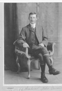 Roland J Burston