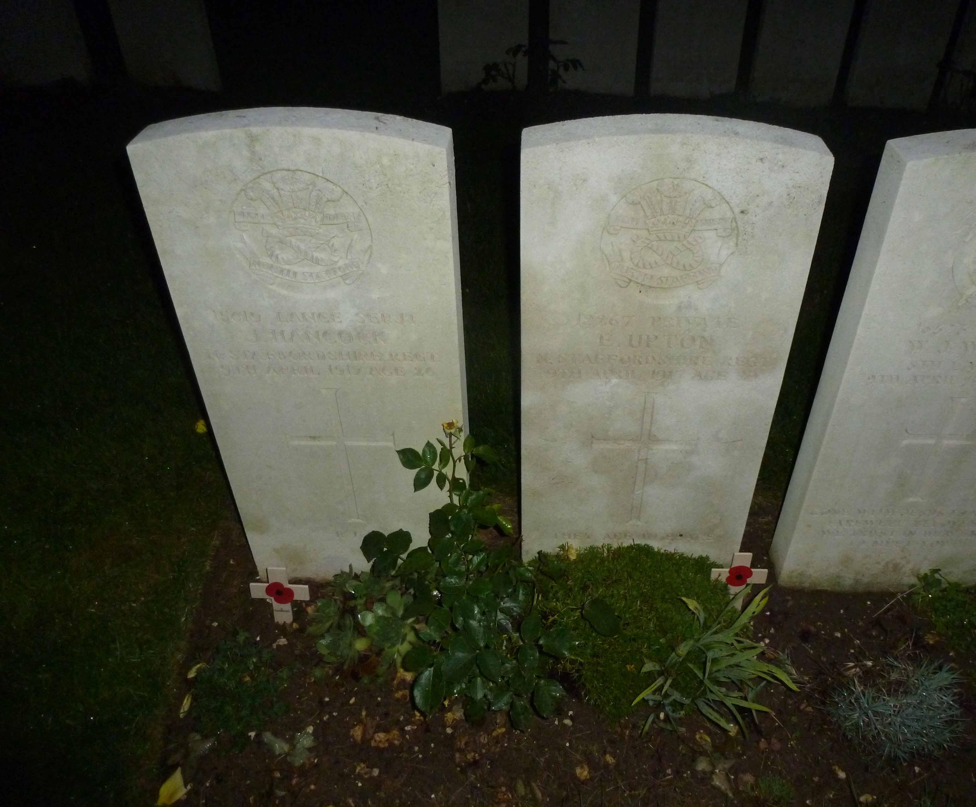 Ernest-Upton-Grave