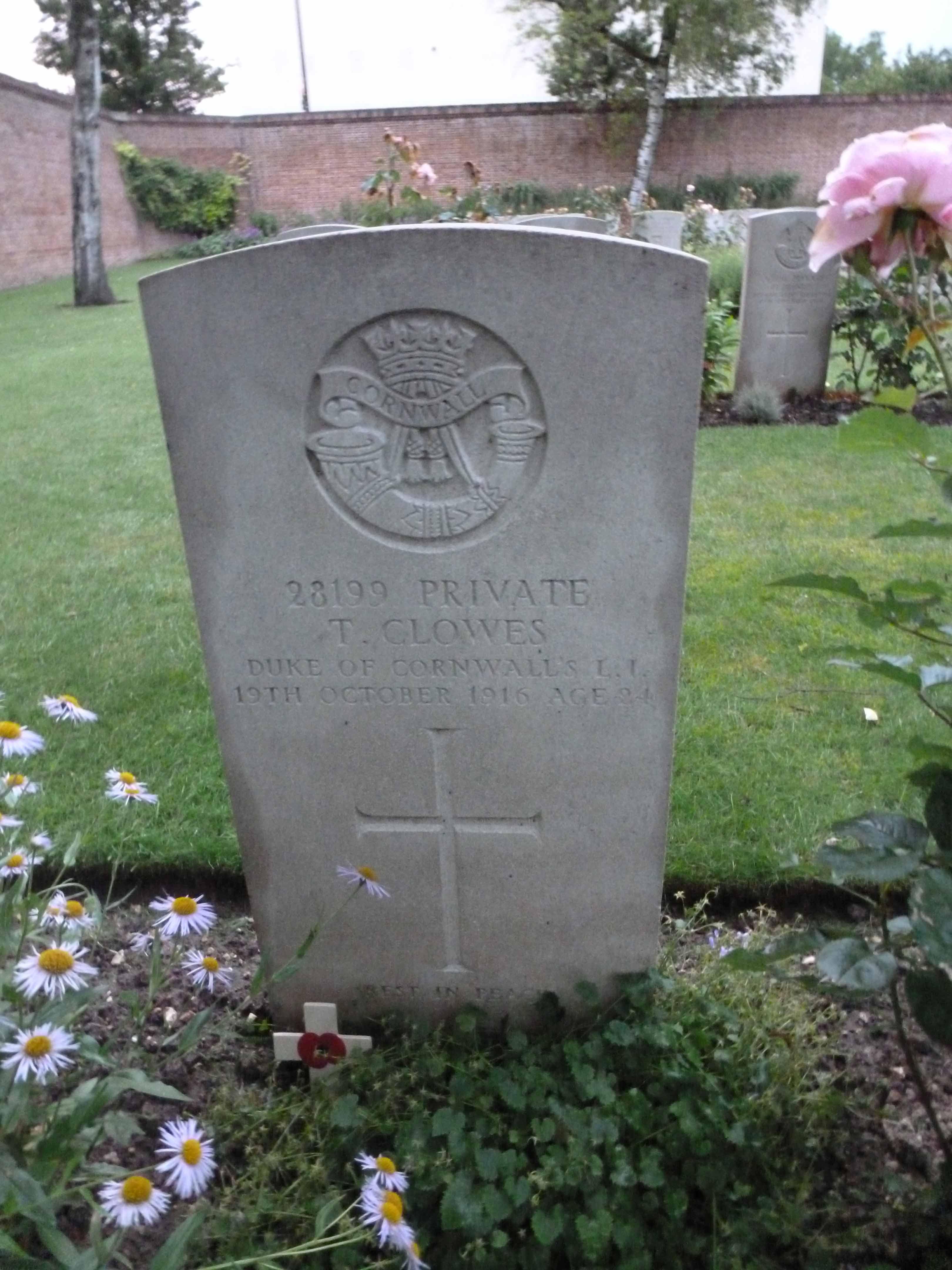 Thomas-Clowes-Grave